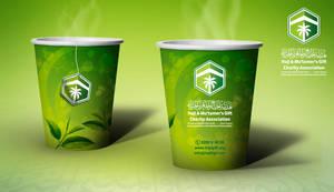 Haji and Mo'tamer's Tea Cup by mezoomar