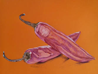 pimentas by OlhosVerdes