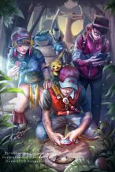 pokemon-GO: Rat-ta-ta-ta by Chewiebaka