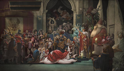 Coronation Jarvan IV by Chewiebaka