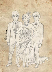 Red Carpet_sketch by lexisss