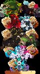 { Stygian Event Flaffle } The Devil - Rolling! by Zoomutt