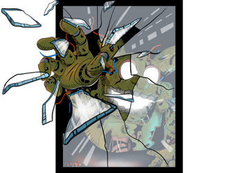 Springtrap The Masterpiece of Fear by BrendaMaryan