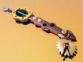 Original Keyblade - Temple of Time by powerswithin