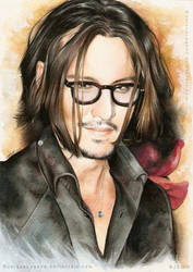 Johnny Depp by EternaLegend