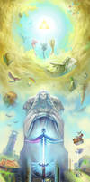The Legend of Zelda - Skyward Sword by EternaLegend