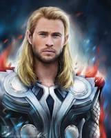 Thor by EternaLegend