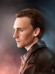 Tom Hiddleston by EternaLegend