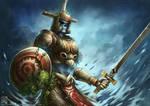 Zelda - Hero's Shade by EternaLegend