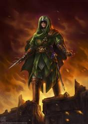 Assassin Link II by EternaLegend