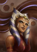 Ahsoka Tano by EternaLegend