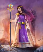 Princess Hilda by EternaLegend