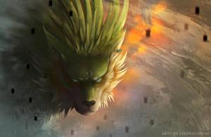 Wolf Link by EternaLegend
