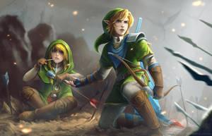 Hyrule Warriors: War's End by EternaLegend