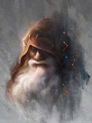 Breath Of The Wild: Old Man by EternaLegend