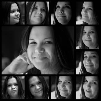 Krystle Collage by mrb