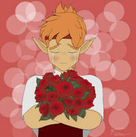 Fidde the Iop - Gift art to all my lovely friends by fiddee