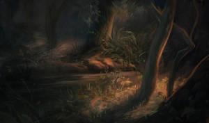 landscape? by Spikie