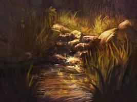 Landscape2 by Spikie