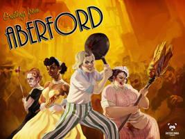 Aberford Kickstarter by Spikie