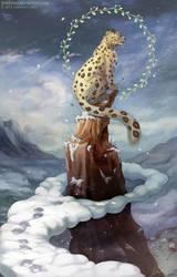 Snow Leopard Trust by LCibos