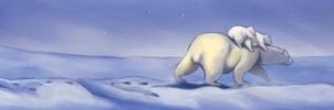 Snowscape by LCibos