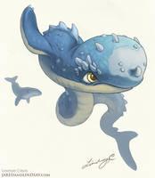 Lil Leviathan by LCibos