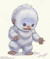 Baby Yeti by LCibos