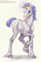 Unicorn Foal by LCibos