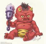 Lil Oni by LCibos
