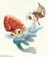 Lil Kraken by LCibos