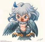 Harpy Chick by LCibos