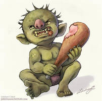 Troll Tyke by LCibos