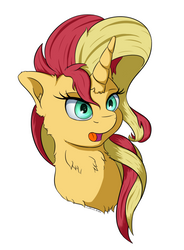 Sunny Headshot by Coldtrail