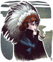 Sherlock BBC _Indian by KokorodzasySu