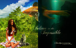 Believe in the Impossible by amethystmoonsong