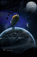 Lost in Space by amethystmoonsong