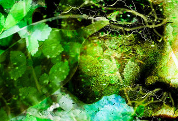 Jack in the Green Detail 8 by amethystmoonsong