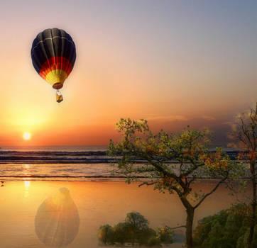 Savanah Sunrise Detail 3 by amethystmoonsong