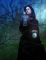 Miss Peregrine by amethystmoonsong