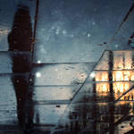 stranger to the rain by utopic-man