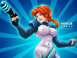 Kiva Ready... by walcor