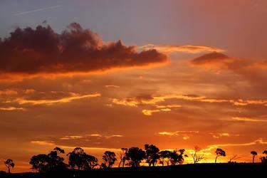 Sunset by Freya7