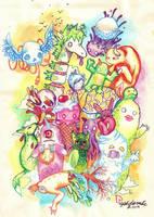Lurkers by KatieAnnOwens