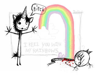 Rainbows by KatieAnnOwens