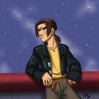 Jim Hawkins Trade by ScruffyToto