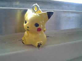 Pikachu Charm by NerdyNation