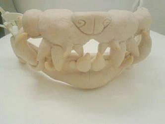 Inu demon dog mask by NerdyNation