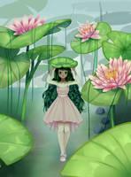 Lily Forest by TsundereWaifu