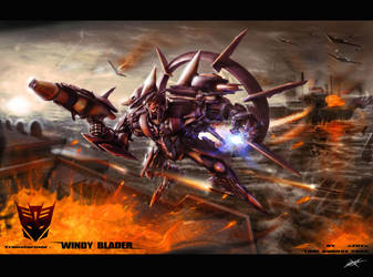 tf design windy blader xiaoguo by zhang8tiN6